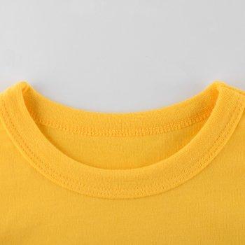 Лонгслив для мальчика Silhouette 27 KIDS Желтый (56429)