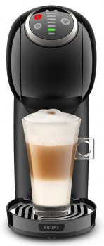 Капсульная кофеварка KRUPS Genio S Plus KP340831