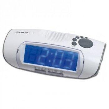 Радіоприймач годинник FIRST FA-2419-2-GE