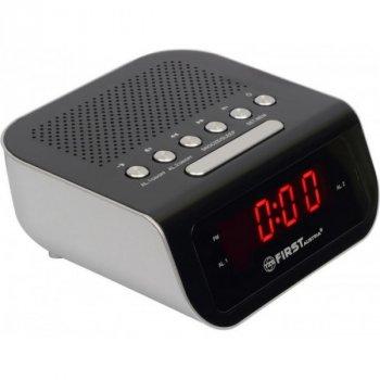 Радіоприймач годинник FIRST FA-2406-1
