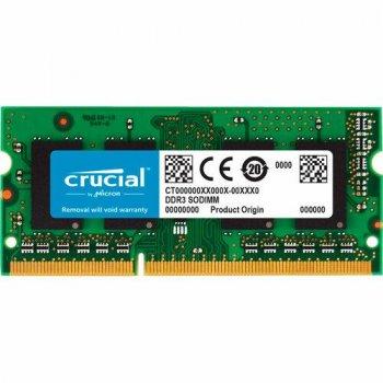 Модуль пам'яті Crucial DDR3 4Gb 1866 Mhz Sodimm (CT4G3S186DJM)
