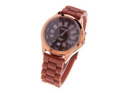 Женские наручные часы Womage, Коричневый