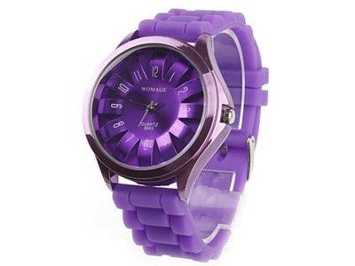 Женские наручные часы Womage, Фиолетовый