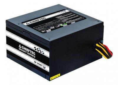 Блок Живлення Chieftec GPS-450A8, ATX 2.3, APFC, 12cm fan, ККД >80%, RTL