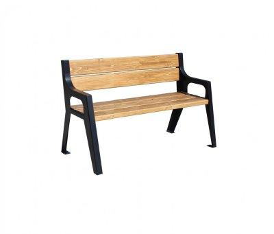 Лавочка Rud Либерти 1000 садово-парковая скамейка