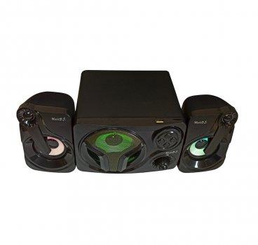 Акустична система Music D. J. SP-60 зі світломузикою