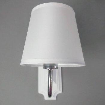 Бра настенное Light House NM-14804/1W CR+WT+WT белый