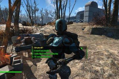 Fallout 4 GOTY (англійська версія) PS4