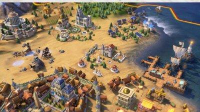 Sid Meier's Civilization VI (російські субтитри) PS4