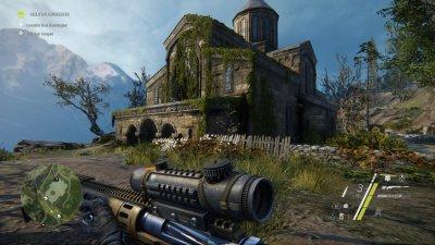 Sniper Ghost Warrior 3 + Season Pass (русские субтитры) PS4