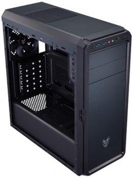 Корпус FSP CMT120A Black