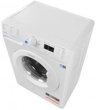 Стиральная машина Indesit BWSA 61052 W