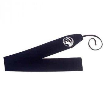 Кистевые бинты на запястье Strength Wraps Черные (пара) для кроссфита