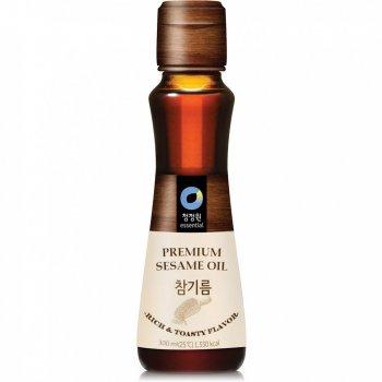 Кунжутное масло Daesang 300мл