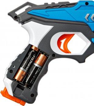 Пистолет лазерный Canhui Toys Laser Gun CSTAR-23 с жуком (3810011)