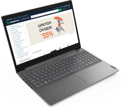Ноутбук Lenovo V15-ADA (82C7009ERA) Iron Grey