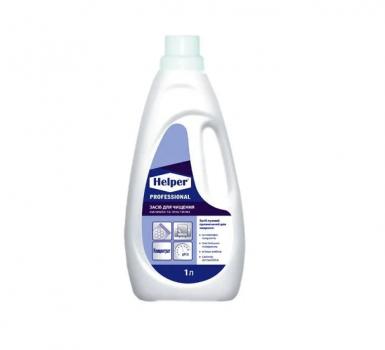 Средство для чистки ковров и текстиля моющего пылесоса 1л ТМ Helper