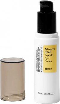 Крем для кожи вокруг глаз Cosrx Advanced Snail Peptide Eye Cream С пептидами и муцином улитки 25 мл (8809598451070)