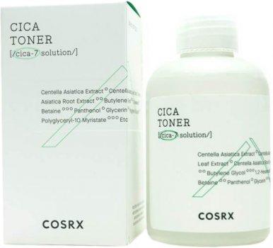 Тоник успокаивающий Cosrx Pure Fit Cica Toner для чувствительной кожи 150 мл (8809598451490)