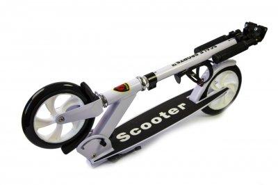 Самокат Scale Sports SS-05, двоколісний Білий