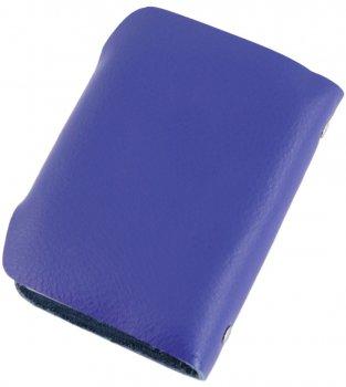 Картхолдер кожаный Traum 7111-45 Синий (4202119000)