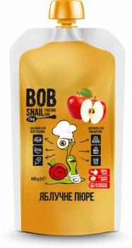 Натуральне яблучне пюре Bob Snail 400 г (4820219342830)