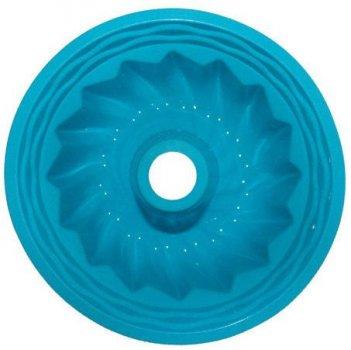Форма для випічки кексів Kamille Silicone Cake 23 х 10 см висока силіконова (KM-7723)