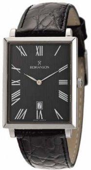 Мужские наручные часы Romanson TL6522NMWH BK