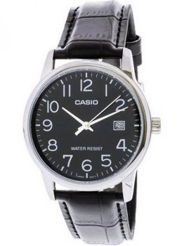 Чоловічий наручний годинник Casio MTP-V002L-1BUDF