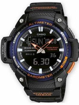 Чоловічі наручні годинники Casio SGW-450H-2BER