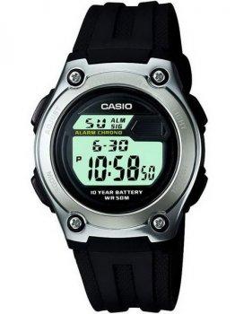 Чоловічий наручний годинник Casio W-211-1AVEF