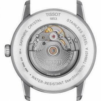 Чоловічі наручні годинники Tissot T086.407.16.057.00