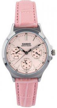 Жіночі наручні годинники Casio LTP-V300L-4AUDF