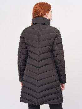Пальто Geox W0429A/T2453/F9000 Черное