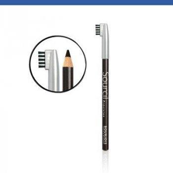 Олівець для брів Bourjois Sourcil Precision №8 (Коричнева брюнетка)