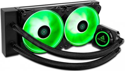 Система рідинного охолодження Antec Kühler H2O K K240 RGB (0-761345-74018-0)