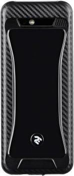 Мобільний телефон 2E E240 POWER Dual Sim Black