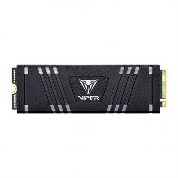 Накопичувач SSD 512GB Patriot VPR100 RGB M. 2 2280 PCIe 3.0 x4 3D TLC (VPR100-512GM28H)