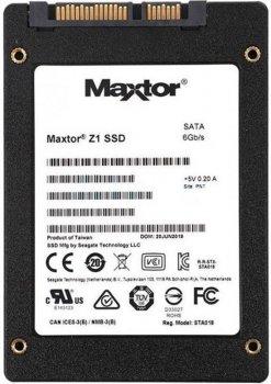 "Накопичувач SSD 240GB Seagate Maxtor Z1 2.5"" SATAIII TLC (YA240VC1A001)"