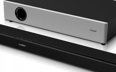 Саундбар SHARP HT-SBW160 (2.1 Soundbar 360W HT-SBW160V01)