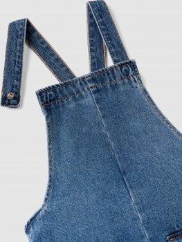 Напівкомбінезон джинсовий United Colors of Benetton 4ARN582S0.G-901
