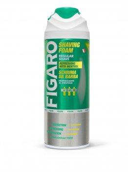 Пена для бритья Figaro Uomo мужская Ментол, 400мл