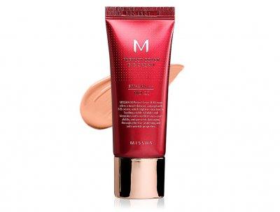 Увлажняющий и матирующий BB крем для лица Missha Perfect Cover BB Cream SPF 42 №23, 20мл (8809581487963)