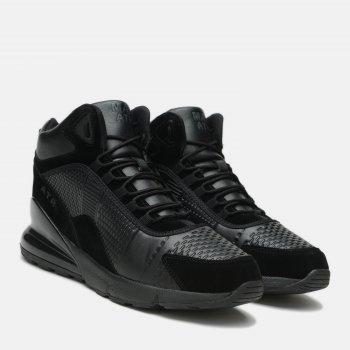 Ботинки Bayota A9852-1 Черные