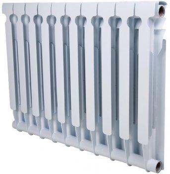 Радиатор алюминиевый ECO Ecoline 500/76 10 cекций