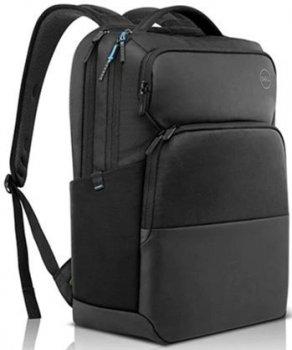 """Рюкзак для ноутбука Dell Pro 17"""" Black (460-BCMM)"""
