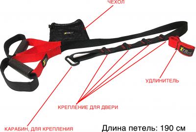 Петли X-TR PRO TRX Pro Pack 4 (2000992401555)
