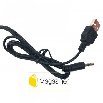 Настільні дротові колонки Hotmai HT-208 USB 2.0 (1389)