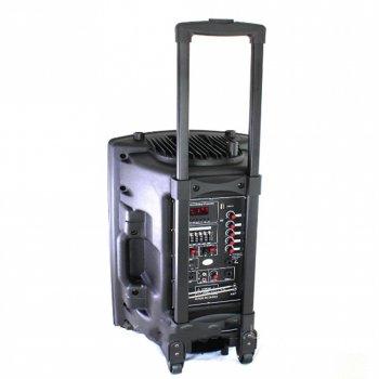 Портативная колонка Su-Kam BT120D/212D+ 2 микрофона