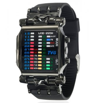Чоловічі годинники TVG Robot 1258